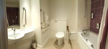 Our en-suite bathroom