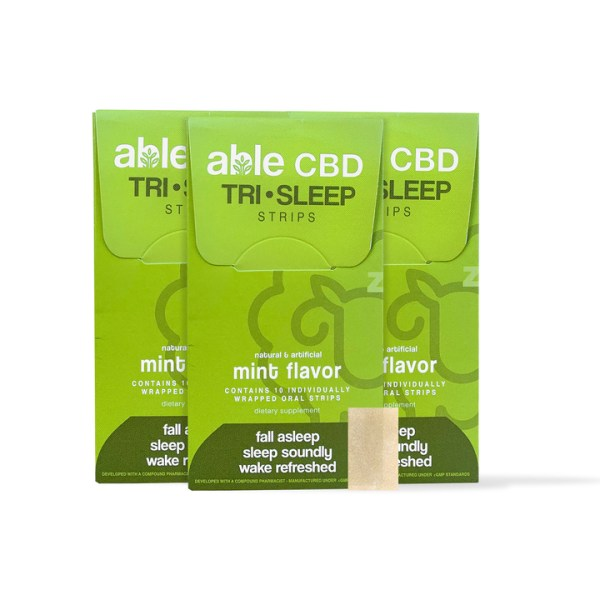 Sleep Strips 3 Pack