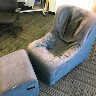 chill out chair where to buy covers in cape town ablecloset a resource for pediatric special needs equipment roller