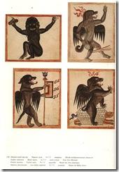 чёрные духи. см.  монг. живопись.1