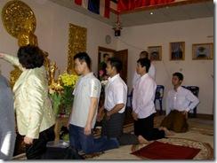 Новый Будд. Год в Горелово. Чатри. 065