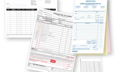 Forms and NCR Printing