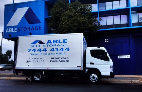 Truck Hire Adelaide Hills Able