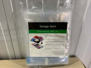 adelaide self storage vacuum bag