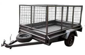 Hire a cage trailer Adelaide hills