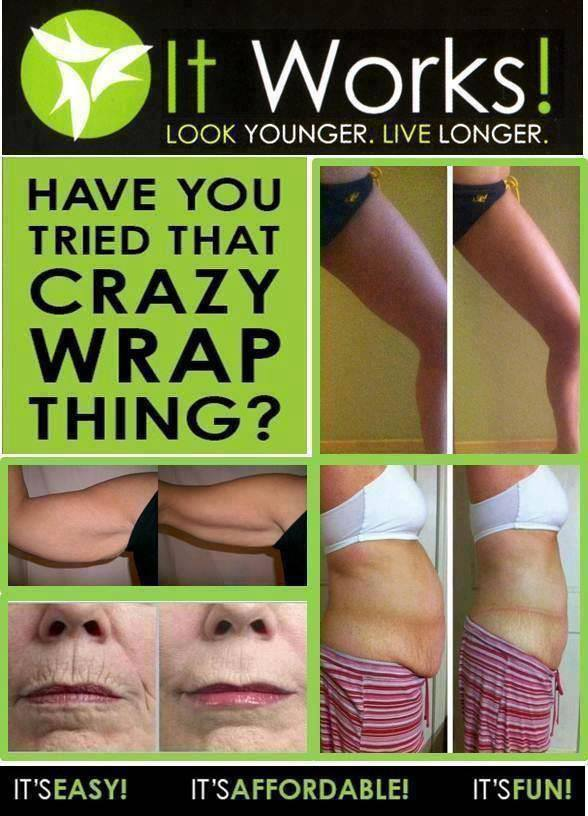 crazy wrap thing a