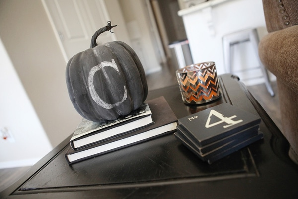 Halloween Home Tour with Jenny Collier on A Blissful Nest