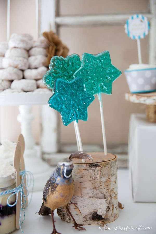 Recipe} Homemade Lollipops