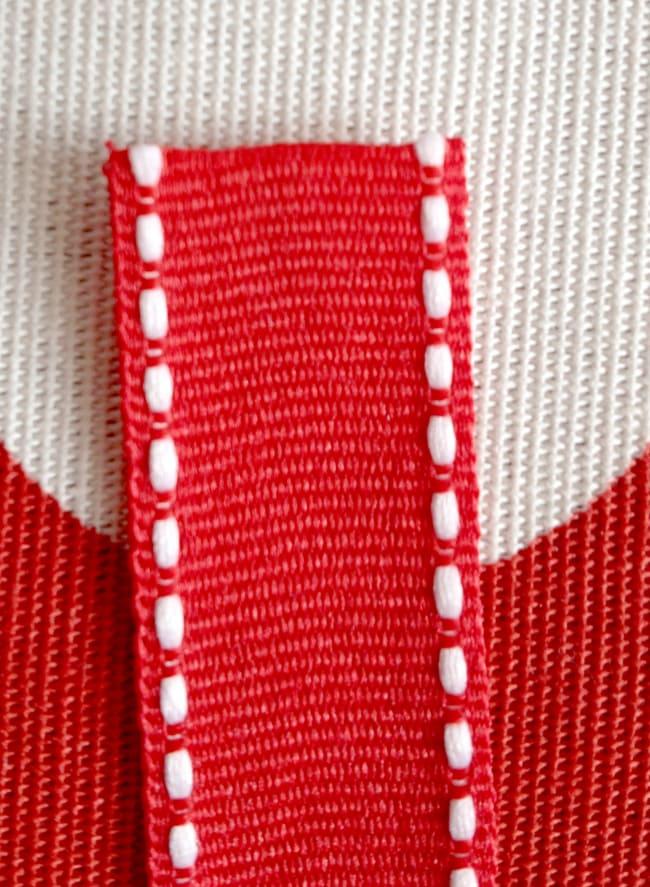 DIY Christmas Stockings tutorial created by BellaGrey Designs