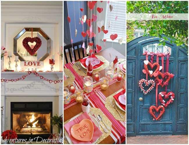 Valentines Day Home Decor Ideas 25 BEST Ideas