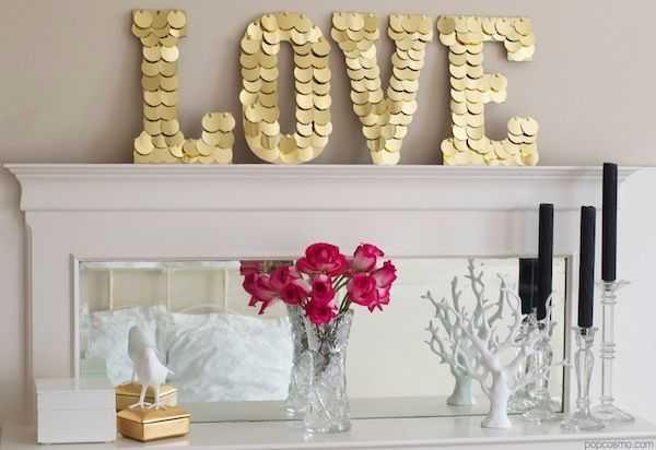 Valentine's Day Home Decor Ideas