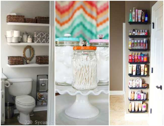 Bathroom Organization Ideas Hacks 20 Tips To Do Now