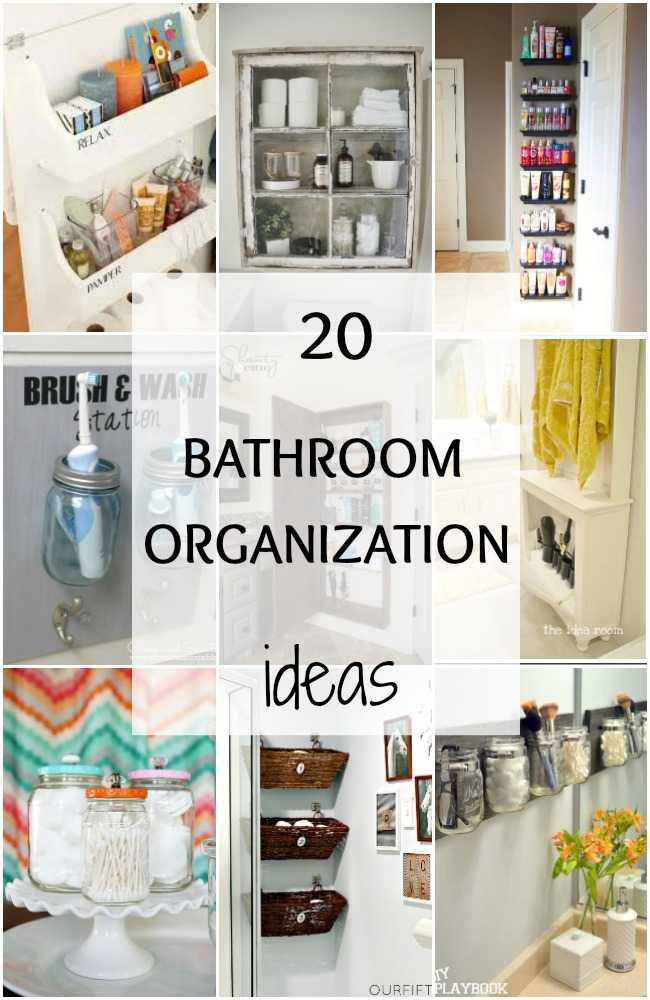 Image Result For Under Bathroom Sink Organization Ideas