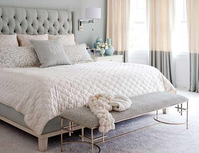 A Neutral Amp Serene Master Bedroom
