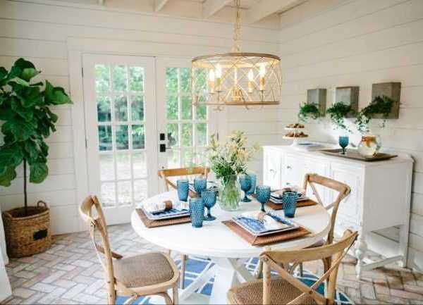 Design Details Uncovered – Fixer Upper Breakfast Room
