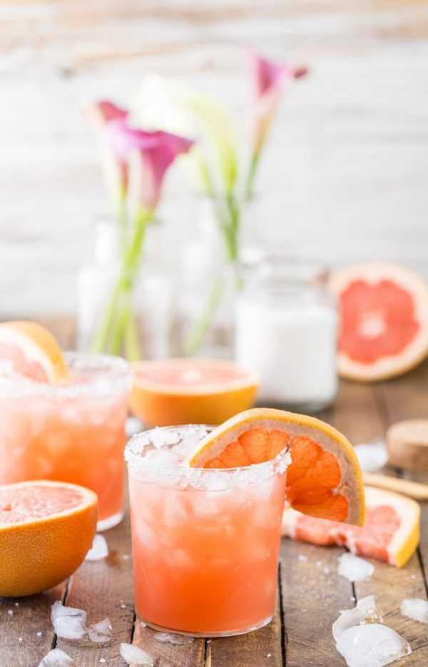 Grapefruit Salty Dog Cocktail, 20 Best Summer Cocktails