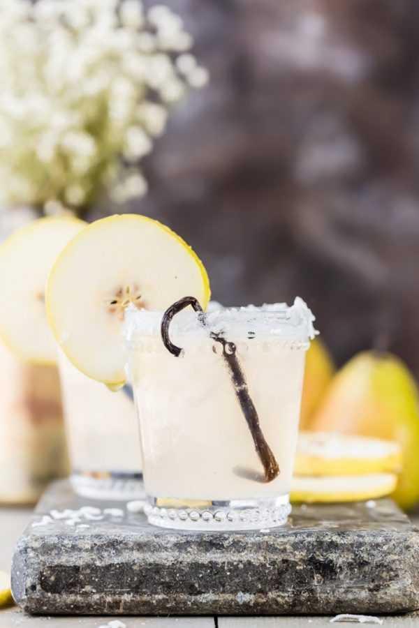 Pear Vanilla Coconut Cooler, 20 Best Summer Cocktails
