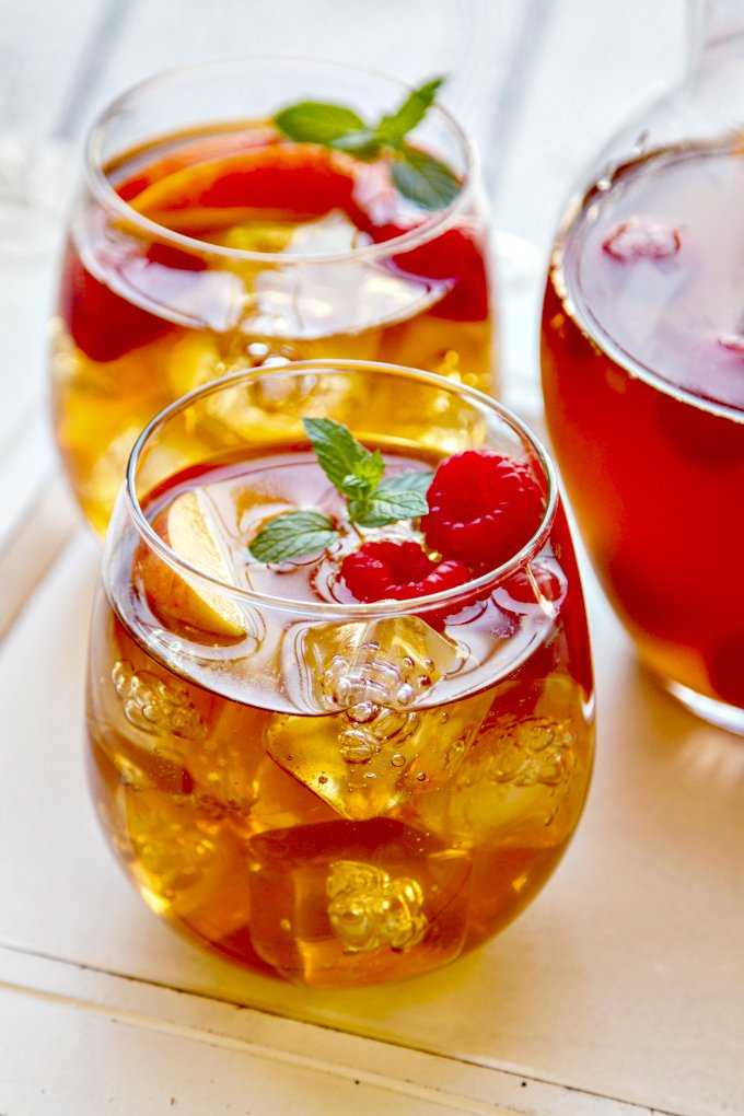 Sweet Tea Sangria, 20 Best Summer Cocktail