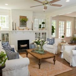 Brown Office Guest Chairs Pier 1 Wicker Chair Cushions Fixer Upper Living Room - Get The Look!