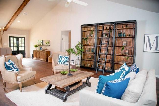 Ranch Home Interior Design Ideas