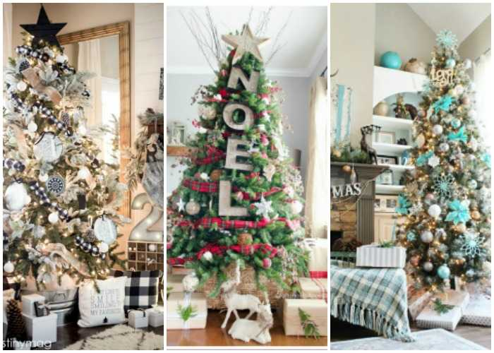 20 Amazing Christmas Tree Decorating Ideas A Blissful Nest