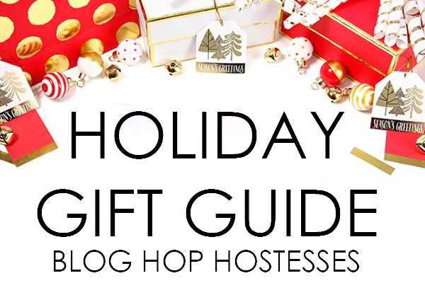 Holiday Gift Guide 2016 Blog Hop