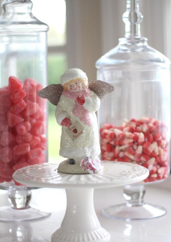 Valentine's Day Decor Ideas for the Kitchen