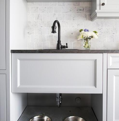 Mudroom Built In: Going Beyond The Kitchen Sink