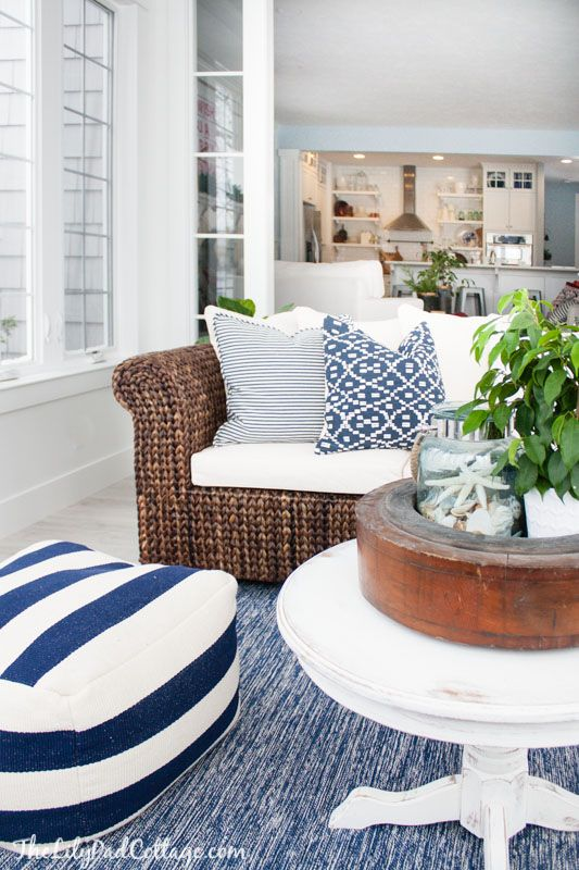 Family Friendly Living Room Ideas