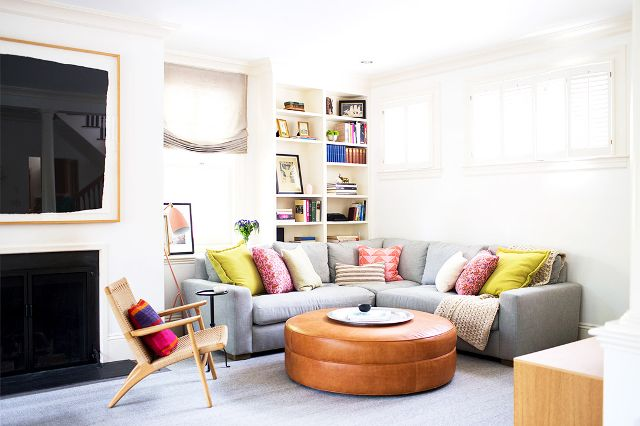 create a family friendly living room that is still stylish yet kid friendly head over