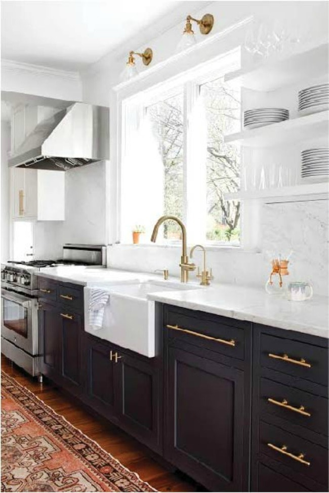 Superb 20 Beautiful Kitchen Cabinet Colors A Blissful Nest Download Free Architecture Designs Scobabritishbridgeorg