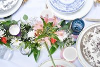 Perfect Summer Table Setting - 5 Essential Tips for Summer ...