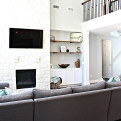 How To Decorate Large Living Room Windows Couch And Two Chairs Paint Colors For Your - 5 ...