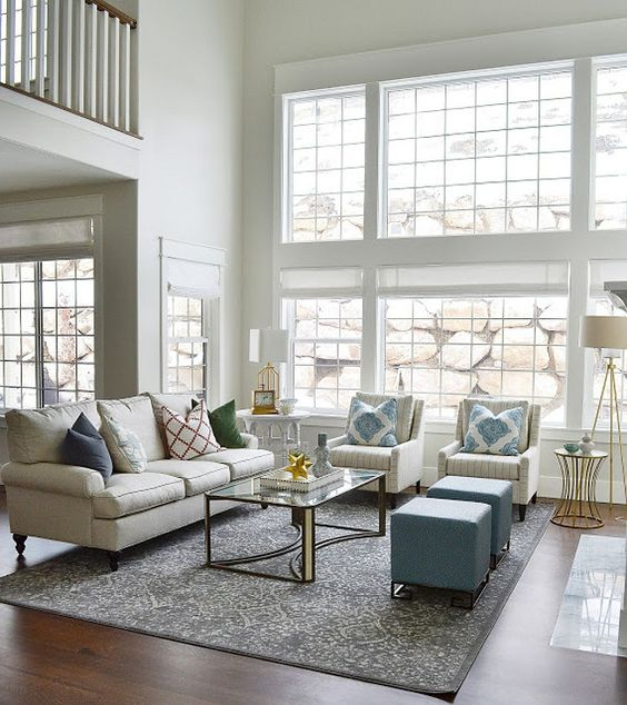 The Best Colors For Your Living Room This Fall: Paint Colors For Your Living Room