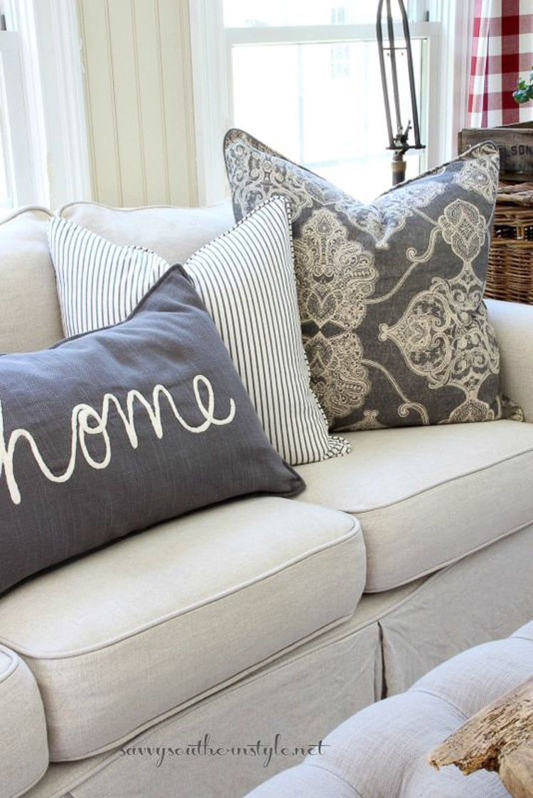 How To Style Throw Pillows 3 Designer Styling TIps  A