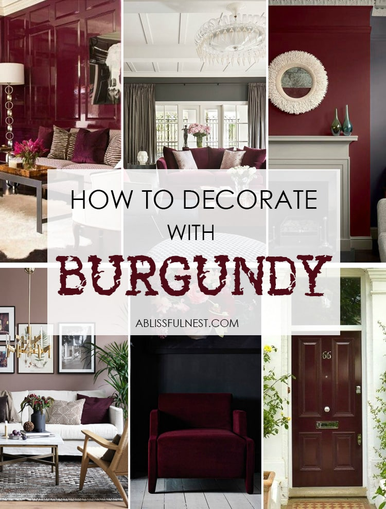 best paint color for living room with burgundy furniture contemporary design ideas how to decorate tips a blissful nest an easy way add warm into the home is