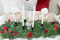 Fun Christmas Table Settings