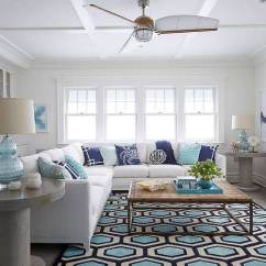 Gray And Turquoise Living Room Contemporary Design Ideas 2017 How To Decorate With 5 Tips A Blissful Nest Do You Love The Color But Don T Know Add It Into