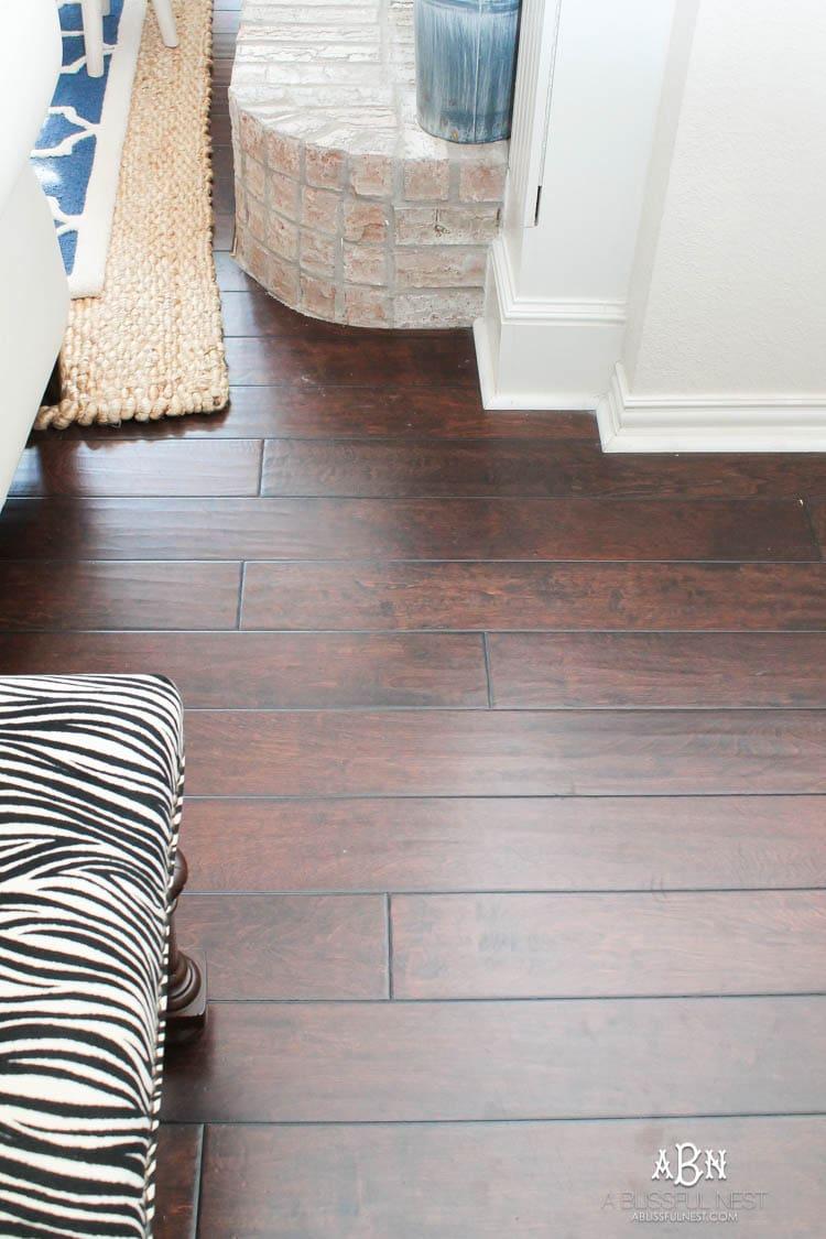 Maintaining Hardwood Floors Spring Cleaning Tip