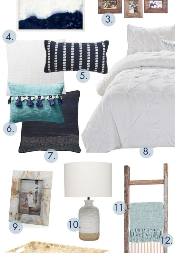 Dreamy Guest Bedroom Updates