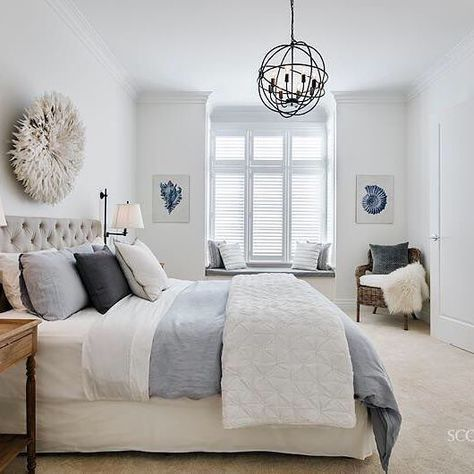 Create A Dream Guest Bedroom With These Ideas + Sources. Simple And  Beautiful Guest Bedroom