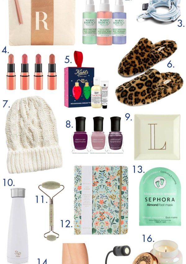 Holiday Gift Guide 2018: Stocking Stuffers for Her, Him & Kids