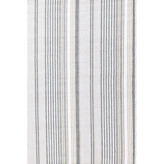 The perfect neutral striped rug!