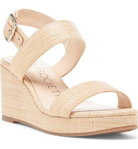 Cimme Wedge Sandal
