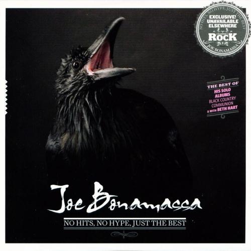 Joe Bonamassa - No Hits, No Hype, Just The Best (2012)