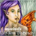 Aquarianns Wordless Wednesday Projekt-Button