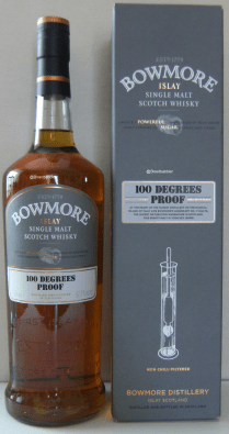 Bowmore 100 Degrees Proof Flasche