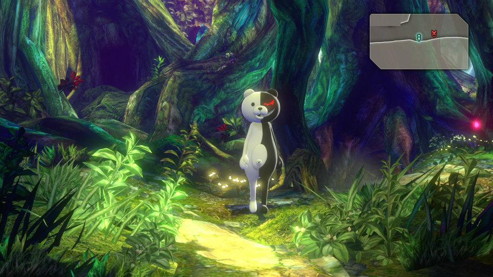 Es gibt sogar ein Monokuma kostüm als DLC für den Main Char. Spike Chunsoft is strong with this one.