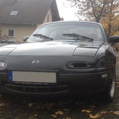 Turn Signal Intake Miata 2006 Cobalt Wiring Diagram Mazda Mx5 Na Eunos Tsi Indicator Blinker M. Lufteinlass | Ebay