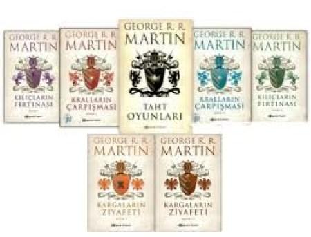 George R. R. Martin - Buz ve Ateşin Şarkısı Serisi